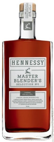 Hennessy Master Blender's Selection No 3 Cognac, France (750ml)