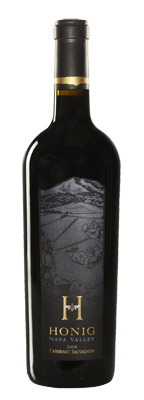 2017 Honig Vineyard & Winery Cabernet Sauvignon, Napa Valley, USA (750ml)