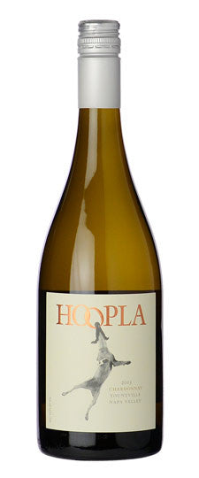 2018 Hoopla Chardonnay, Napa Valley, USA (750ml)
