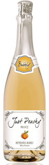 NV Just Peachy Refreshing Bubbly, France (750ml)