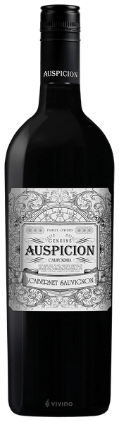 2018 Auspicion Cabernet Sauvignon, California, USA (750ml)