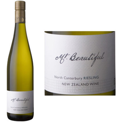 2016 Mt. Beautiful Riesling, North Canterbury, New Zealand (750ml)