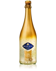 NV Blue Nun 24k Gold Edition Sparkling, Germany (750ml)