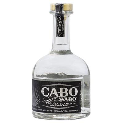 Cabo Wabo Tequila Blanco, Mexico (750ml)