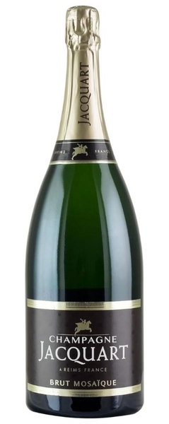 NV Jacquart Brut, Champagne, France (750ml)