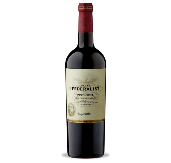 2016 The Federalist 'Estate' Visionary Zinfandel, Dry Creek Valley, USA (750ml)
