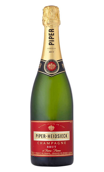 NV Piper-Heidsieck Brut, Champagne, France (750ml)
