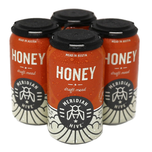 (24pk Cans) Meridian Hive Honey Mead, Texas, USA (12oz)