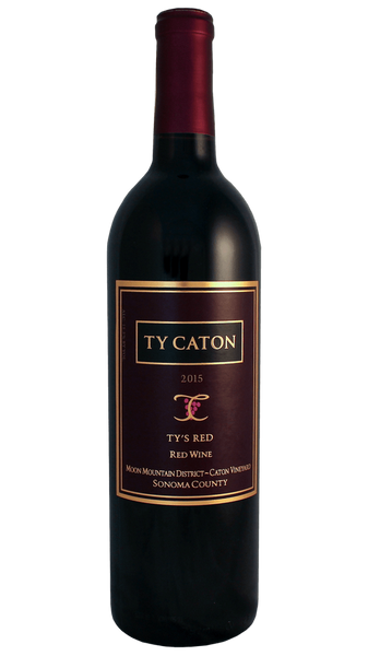 2016 Ty Caton 'Caton Vineyard' Ty's Red, Sonoma Valley, USA (750ml)