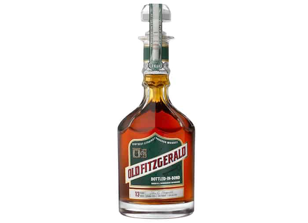 Old Fitzgerald 100 Proof Bottled in Bond 13 Year Old Bourbon Whiskey, Kentucky, USA (750ml)