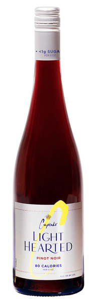 NV Cupcake Vineyards 'Light Hearted' Pinot Noir, California, USA (750ml)