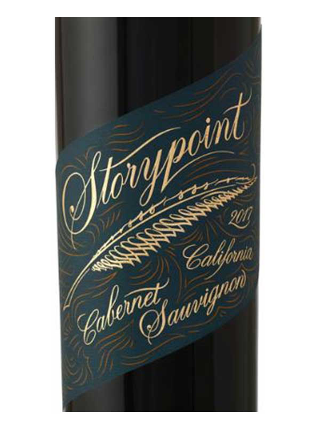 2017 Storypoint Cabernet Sauvignon, California, USA (750ml)