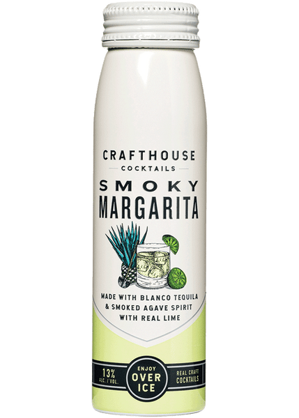 Crafthouse Cocktails Smoky Margarita, USA (200ml)
