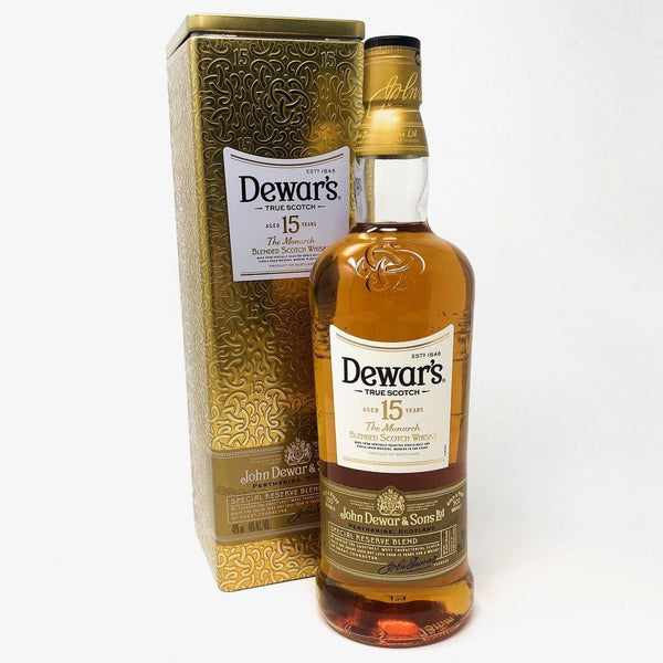 Dewar's 'The Monarch' 15 Year Old Blended Malt Scotch Whisky, Scotland (750ml)