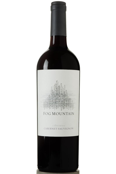 2018 Fog Mountain Cabernet Sauvignon, California, USA (750ml)