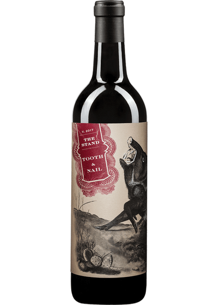 2017 Tooth & Nail Wines 'The Stand', Paso Robles, USA (750ml)