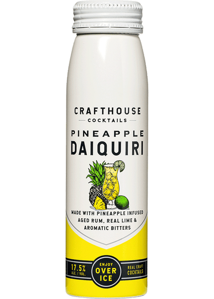 Crafthouse Cocktails Pineapple Daiquiri, USA (200ml)