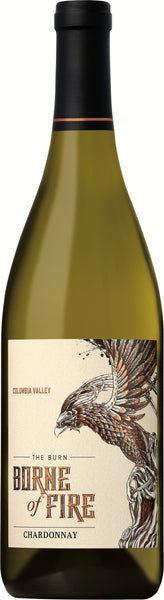 2018 Borne of Fire Chardonnay Columbia Valley, USA (750ml)