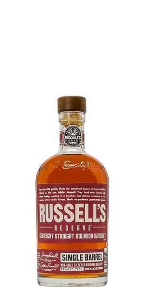 Wild Turkey Russell's Reserve Single Barrel Kentucky Straight Bourbon Whiskey, USA (750ml)