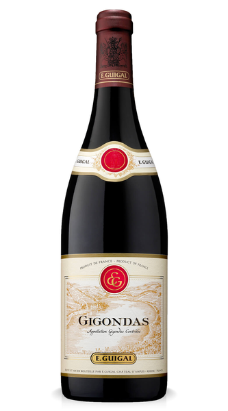 2015 E. Guigal Gigondas, Rhone, France (750ml)