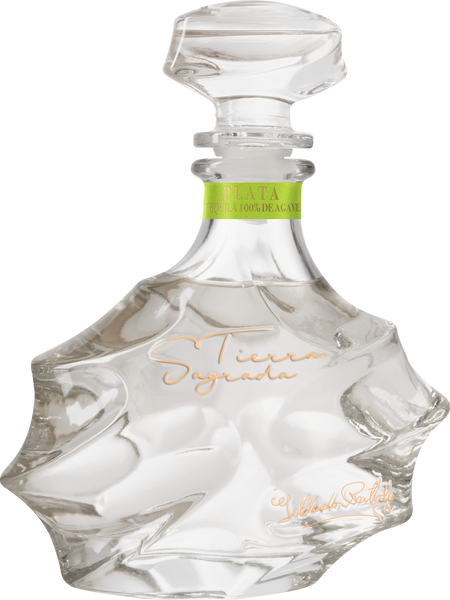 Tierra Sagrada Tequila Plata, Jalisco, Mexico (750ml)