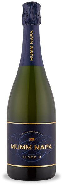 NV Mumm Napa Cuvee M, Napa Valley, USA (750ml)