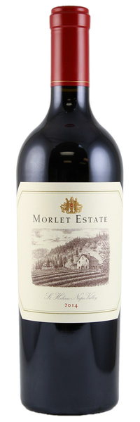 2014 Morlet Family Vineyards Estate Cabernet Sauvignon, St Helena - Napa Valley, USA (750ml)