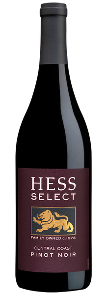 2016 The Hess Collection 'Hess Select' Pinot Noir, Central Coast, USA (750ml)