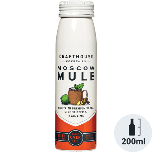 Crafthouse Cocktails Moscow Mule, USA (200ml)
