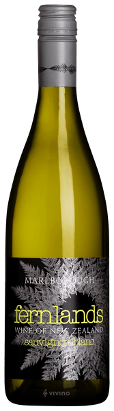 2018 Fernlands Sauvignon Blanc, Marlborough, New Zealand (750ml)