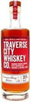 Traverse City Whiskey Co. American Cherry Edition Whiskey, Michigan, USA (750 ml)