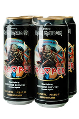 "(4pk cans)-Robinsons ""Iron Maiden"" Trooper English Extra Special Beer, England (16oz)"