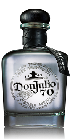 Don Julio '70' Limited Edition 70th Anniversary Tequila Anejo Claro, Mexico (750ml)