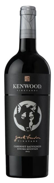 2017 Kenwood Vineyards Jack London Cabernet Sauvignon, Sonoma Valley, USA (750ml)