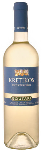 2017 Boutari Kretikos White, Crete, Greece (750ml)