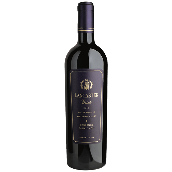 2014 Lancaster Estate Cabernet Sauvignon, Alexander Valley, USA (750ml)