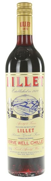 NV Lillet Rouge Aperitif, France (750ml)