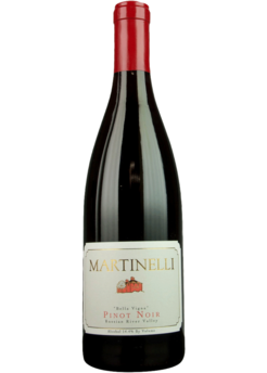 2017 Martinelli Bella Vigna Pinot Noir, Russian River Valley, USA (750ml)
