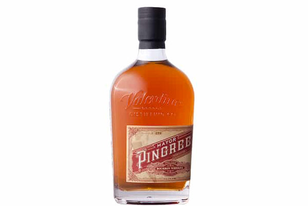 Valentine Distilling 'Mayor Pingree' Red Label Bourbon Whiskey, Michigan, USA (750ml)