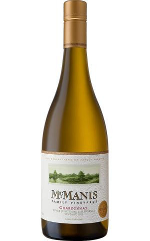2015 McManis Family Vineyards Chardonnay, River Junction, USA (750 mL)