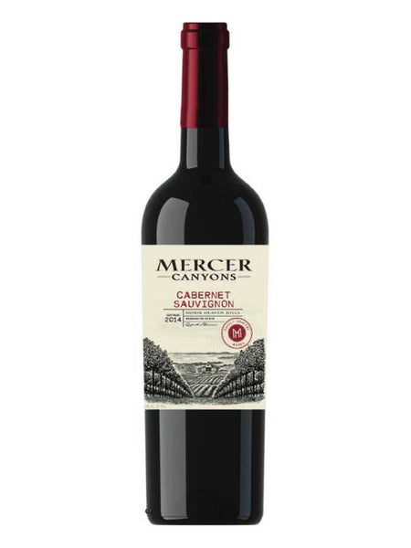 2015 Mercer Estates 'Mercer Canyons' Cabernet Sauvignon, Horse Heaven Hills, USA (750ml)