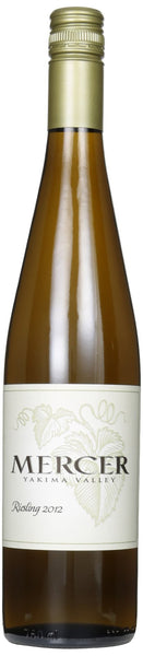 2012 Mercer Estates Riesling, Columbia Valley, USA (750ml)