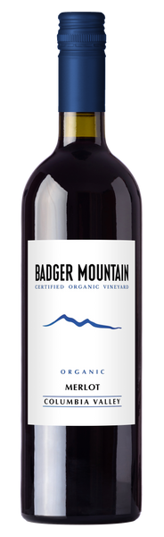2017 Badger Mountain N.S.A. Organic Merlot, Columbia Valley, USA (750ml)