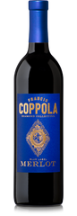 2017 Francis Ford Coppola Diamond Collection Blue Label Merlot, California, USA (750ml)