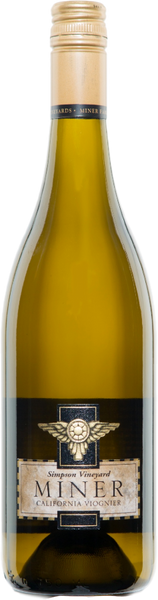 2018 Miner Family Winery Simpson Vineyard Viognier, California, USA (750ml)