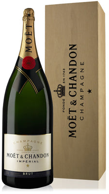 NV Moet & Chandon Brut, Champagne, France (12L Balthazar)