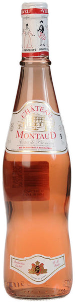 2016 Chateau Montaud Cotes de Provence Rose, Provence, France (750ml)