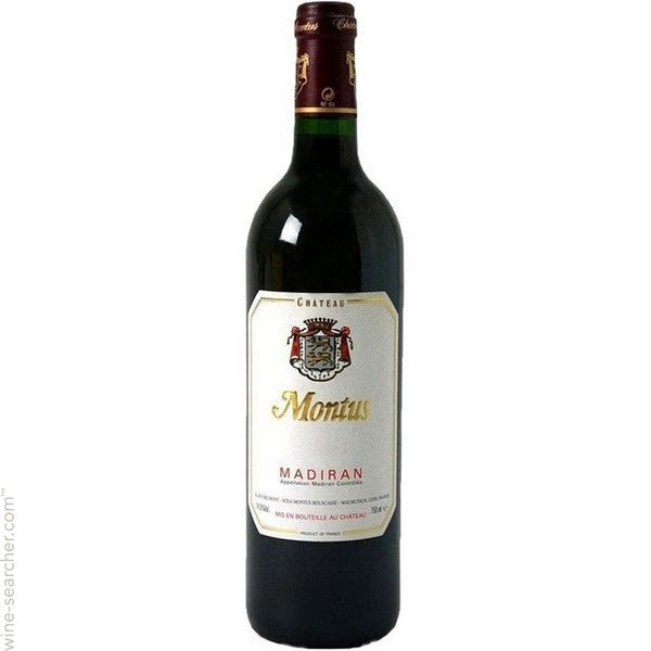 2012 Brumont Chateau Montus, Madiran, France (750ml)