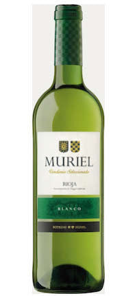 2013 Bodegas Muriel Blanco, Rioja DOCa, Spain (750ml)
