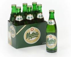 6pk-Mythos Lager Beer, Greece (330ml)